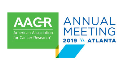 Cancer Epigenetics Society Aacr Annual Meeting 2019 Cancer
